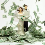 Make a (wedding) vow to be debt-free…