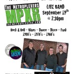 Wedding & Special Event Band – The Metroplexers