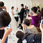 Smart Phone Uses At Weddings
